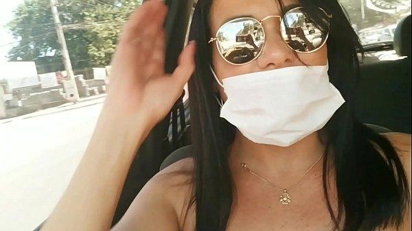 Pickachu sex Uber: solidarity action against the coronavirus