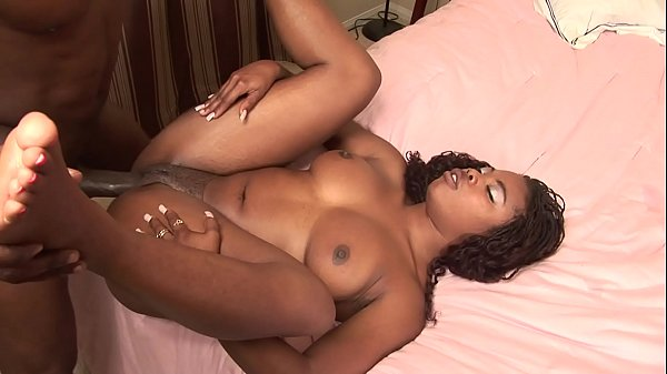 Wet Black Pussy Wants Big Black Cock!