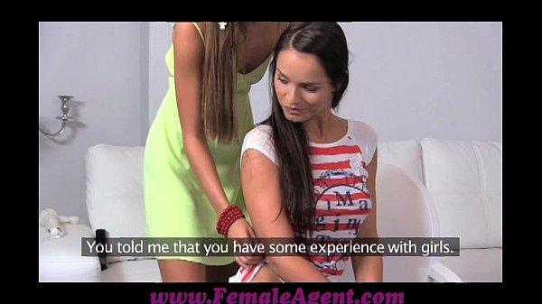 female agent casting lesbian