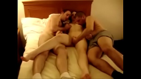 Homemade Threesome MMF Thumb