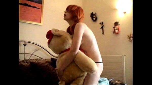 Teen Friends Lesbian With Teddy Bears