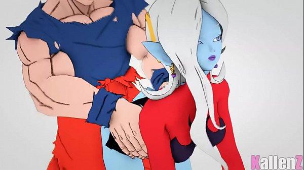 Goku fucks towa dragon ball xenoverse  thumbnail