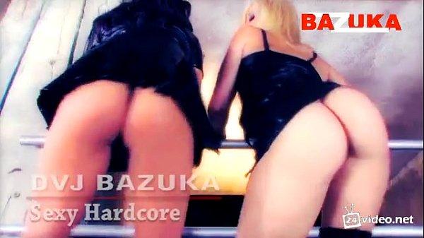 Music Video by DVJ Bazuka-Sexy Hardcore