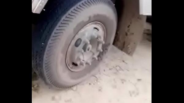 Truck driver shinda Thumb