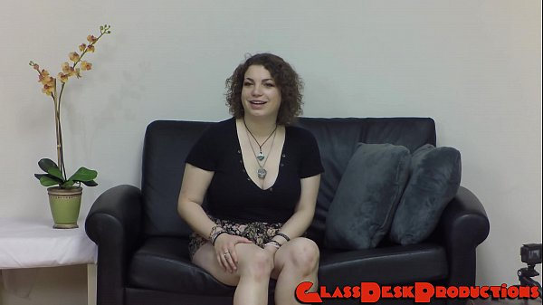 * New girl gets it hard core on casting couch
