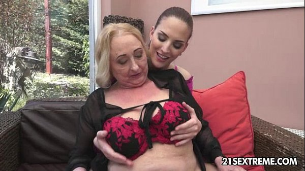 Sila and Lyen Parker - Old Young Lesbian Love  thumbnail