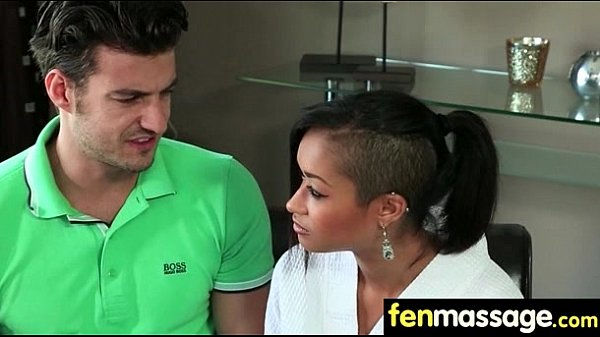 Sexy Masseuse Helps with Happy Ending 7