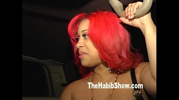 Pinky Gone Hood at the Strip Club