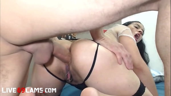 Hard assfucked Milf Latin- Live69Cams with big dick