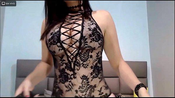 KendraParker modelo webcam latina grandiosa y s...