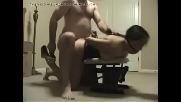 Tied up slave fucked over bench Thumb