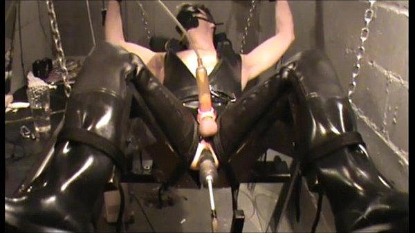 Big toy machine fucked and milked - XTube Porn Video - JerryGumby Thumb