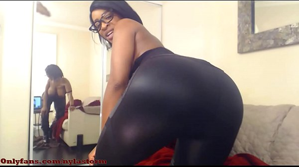 Nyla Storm Gives JOI and a Cum Count Down