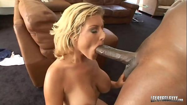 Huge Titty Short Haired Blonde Velicity Von Slammed By BBC Lex Steele