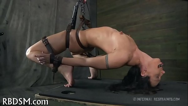 Sexy toy torturing for sexy cutie Thumb
