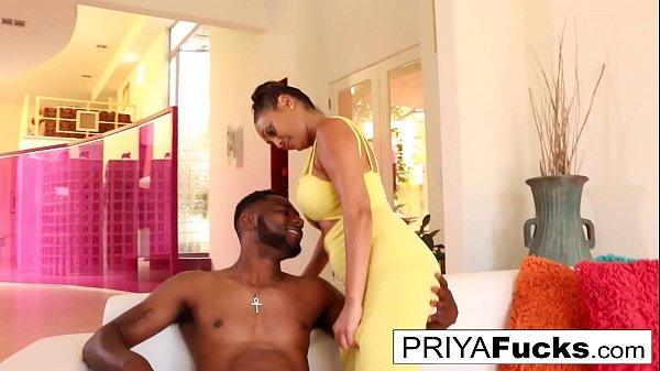 Priya Rai rides his BBC until he explodes