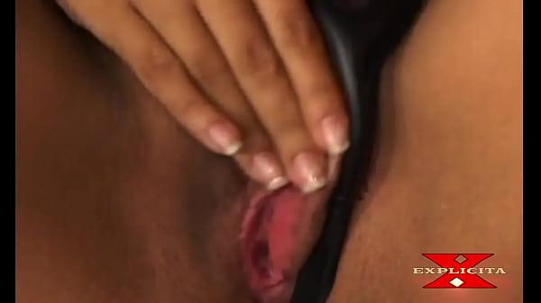 Sara Scott sex slave dominated by two sadomasochists Tony Tigrão and Andre - Demo