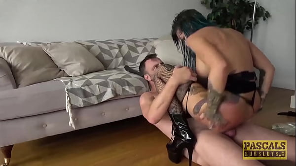 PASCALSSUBSLUTS - Alexxa Vice Roughly Anal Fuck...