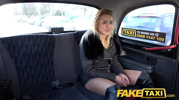 Fake Taxi Just a coat no underwear fuck Thumb