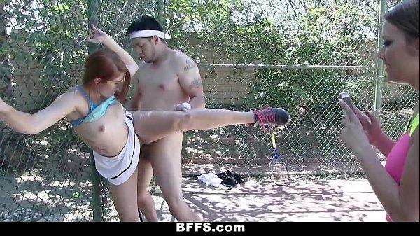 BFFS - Tennis Summer Camp Sluts!