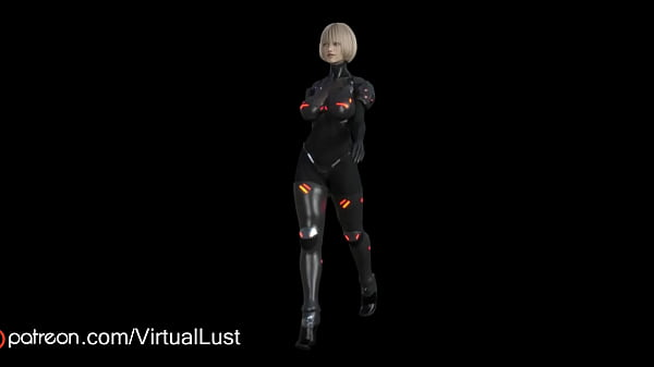 3D animated Walk from Virtual Lust Thumb