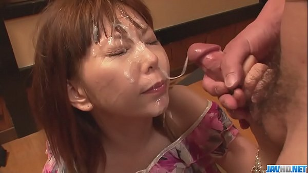 Minami Kitagawaґs foursome ends in an asian cum...