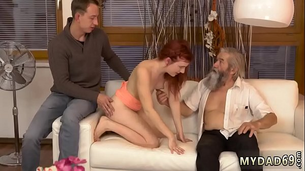 Teen holiday Unexpected experience with an older gentleman