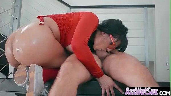 Deep Hard Anal Sex With Big Round Butt Girl (Mercedes Carrera) video-24