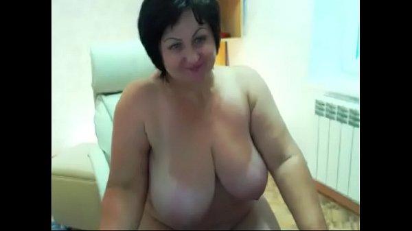 Mature BBW Webcam
