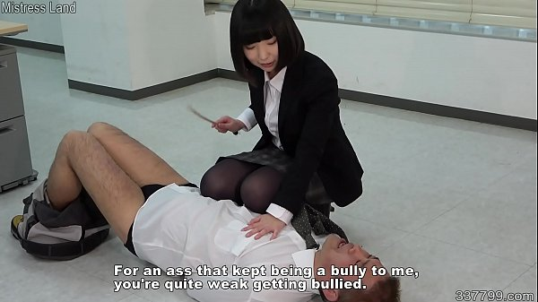 A rookie office lady plans to take r. by enslaving her boss Thumb