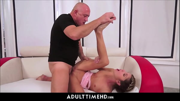 Petite Teen Granddaughter Gina Gerson Fucked By Grandpa For Skipping School
