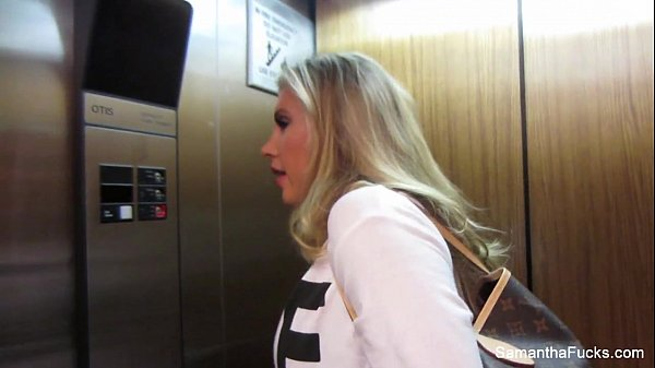 Samantha Saint Strip Club Behind The Scenes