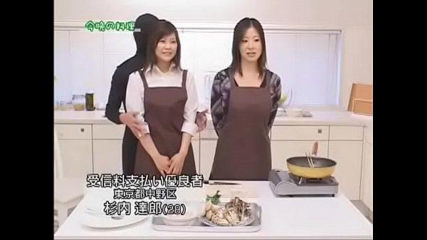Vừa nấu ăn vừa chịch trên truyền hình nè | Full HD: bit.ly/2IaM43g