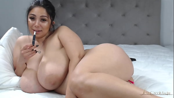 Romanian bbw show her huge tits and big ass Thumb