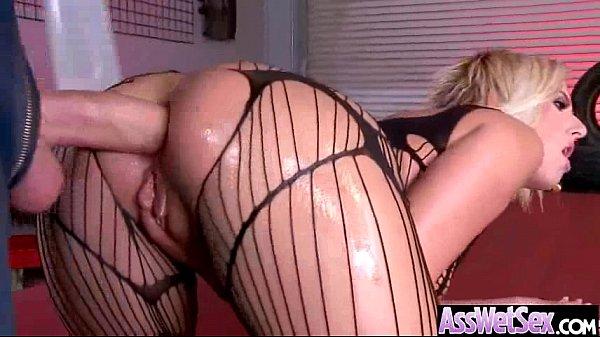 Huge Wet Butt Girl (kate england) Enjoy Hard Anal Deep Intercorse clip-15