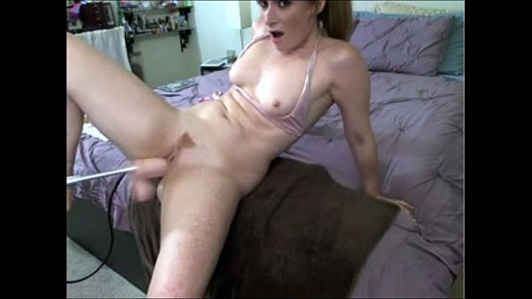 Cam Girl Fucked By Fuck Machine - SEE MORE on xhotcamgirls.com