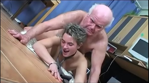 Old Young Ffm Threesome