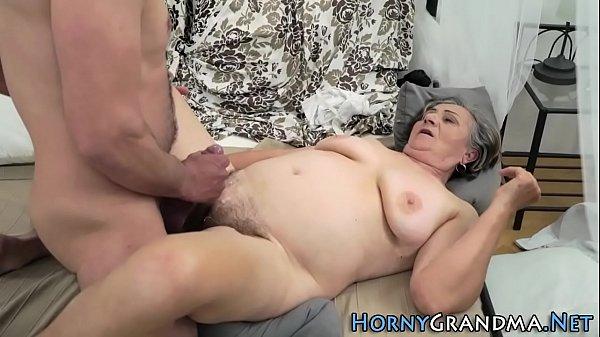 Hairy granny pic