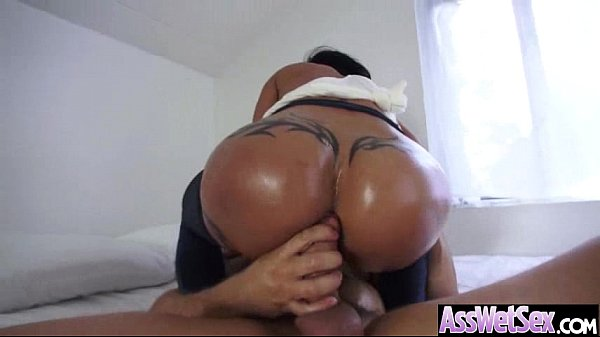 Cute Big Butt Girl (jewels jade) Get Oiled And Hard Anal Nailed On Cam video-12