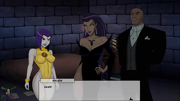 DC comics Something Unlimited Part 57 Cosplaying Raven