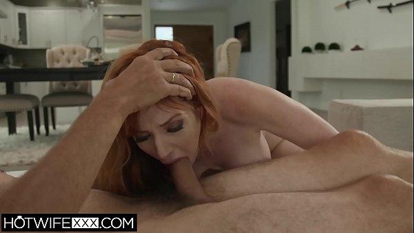 Big Tit Redhead Shared Wife Lauren Phillips Fucks