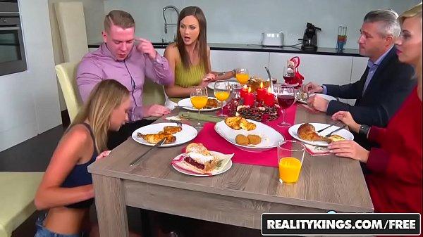 RealityKings - Sneaky Sex - Dick For Dinner Thumb