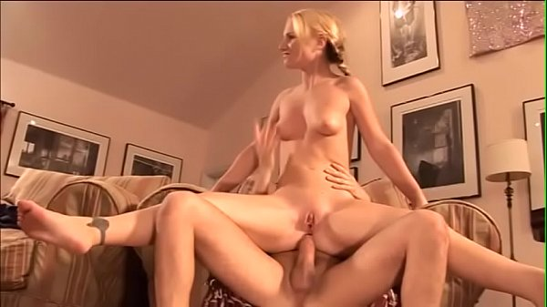 Cute little blonde nerd girl with pigtails gets fucked in her mouth and pussy Thumb