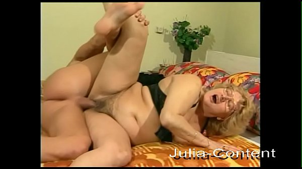 60 years, horny, makes her first amateur video