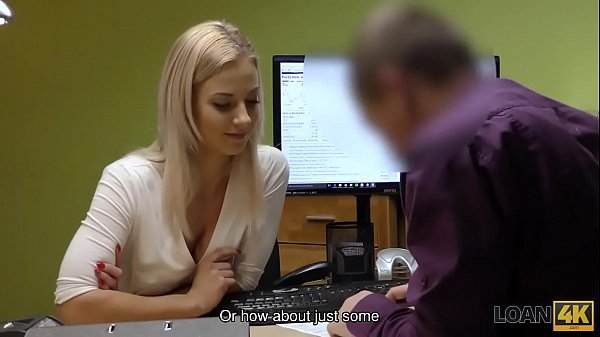 LOAN4K. Chick s. moms car so why she should fuck loan agent