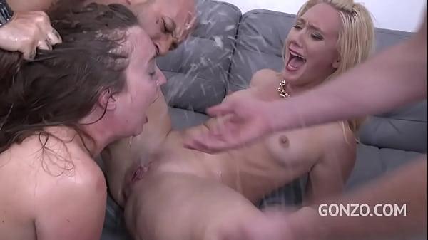 Maddy O'Reilley 1st DAP with AJ Applegate teaching her the Bitch tricks Thumb