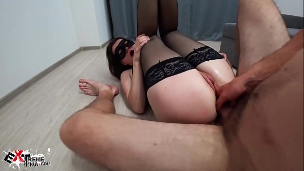 ExtremeTina Deepthroat, Hard Anal and Fisting - Double Penetrating