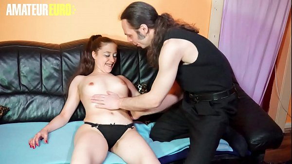 AMATEUR EURO - German Couple Goes Hardcore And ...