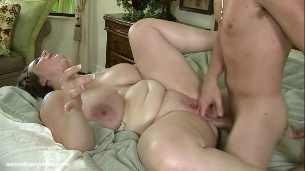 Alt Porn BBW Violet Addams Loves A Big Cock In Her Ass Thumb