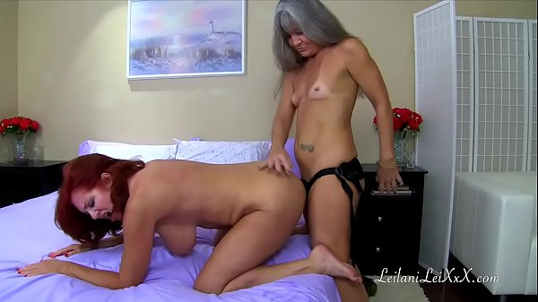 Mature Redhead Picked Up by Silver Fox (8) TRAILER